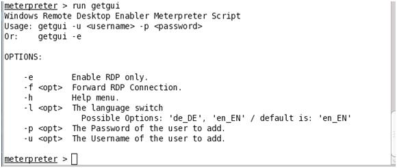 ro0ted Metasploit: Meterpreter Post Exploitation explained  